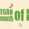 Vegan Mofo 2014 | Hello Vegan MoFo!