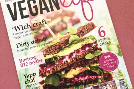 Vegan Life Magazine | May 2015