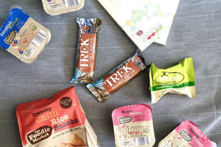 Diet | Budget Clean Snacks #1