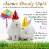 Animal Charity Night – 12th November