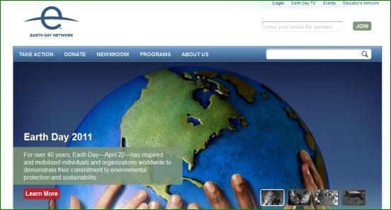 world earth day 2011 logo. Earth Day 2011