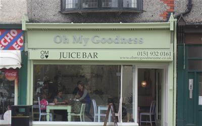 OMG JUice Bar 400