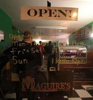 Maguire's Pizza Bar