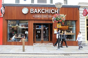 Backchich Lebanese Restaurant