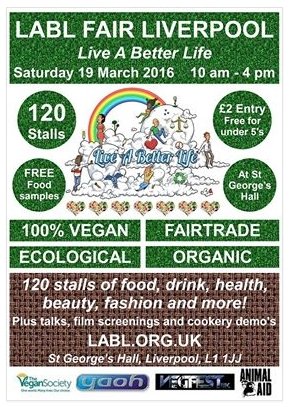 LABL Fair Liverpool - Sat 19th March 2016