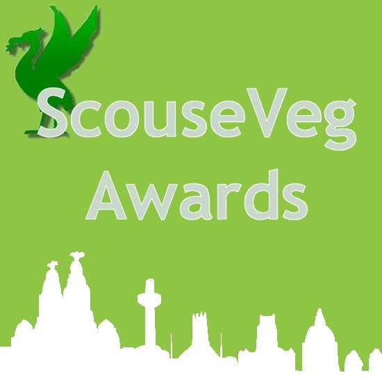 The very first ScouseVeg Awards