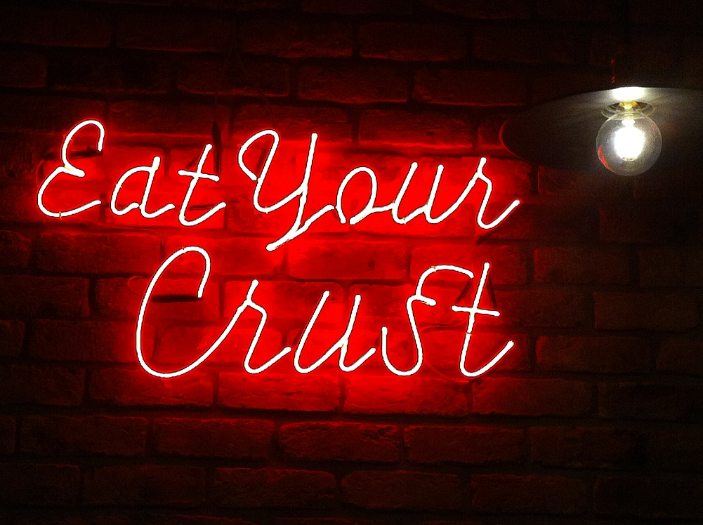 Niki reviews: Crust, Bold Street