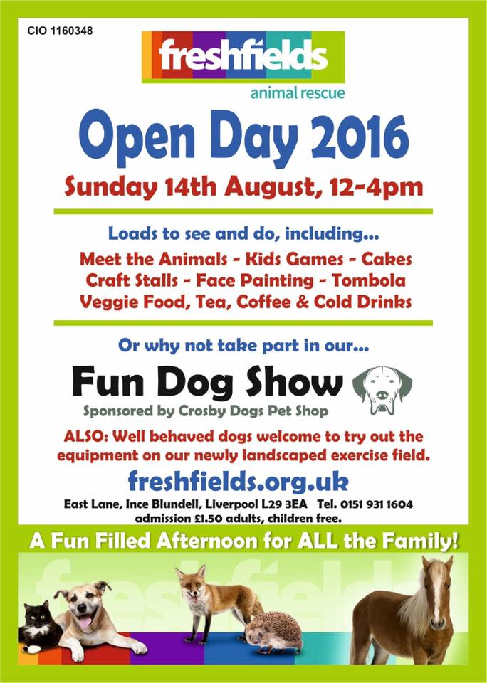 Freshfields open day
