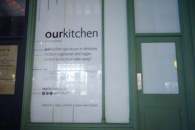 Our Kitchen on Bold Street