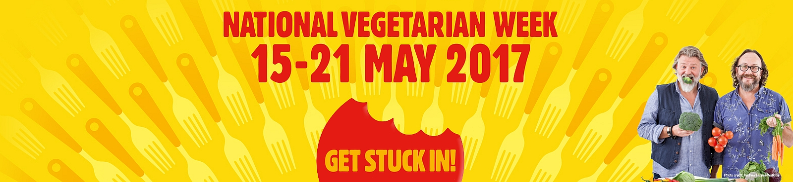 National Vegetarian Week