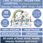 LABL Student Vegan Fair Liverpool
