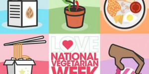 National Vegetarian Week – 13-19 May, 2019