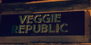 Buen Apetito at Veggie Republic