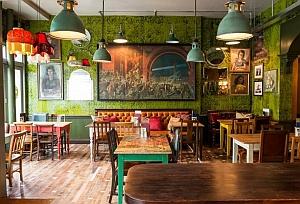 Milo Lounge Lark Lane Scouseveg Liverpool