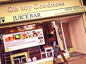 Oh My Goodness Juice Bar