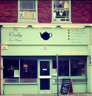 The Crosby Tea Rooms