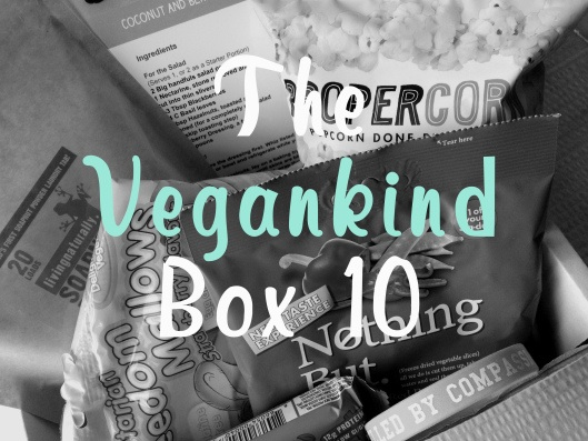 Review – The VeganKind Box 10