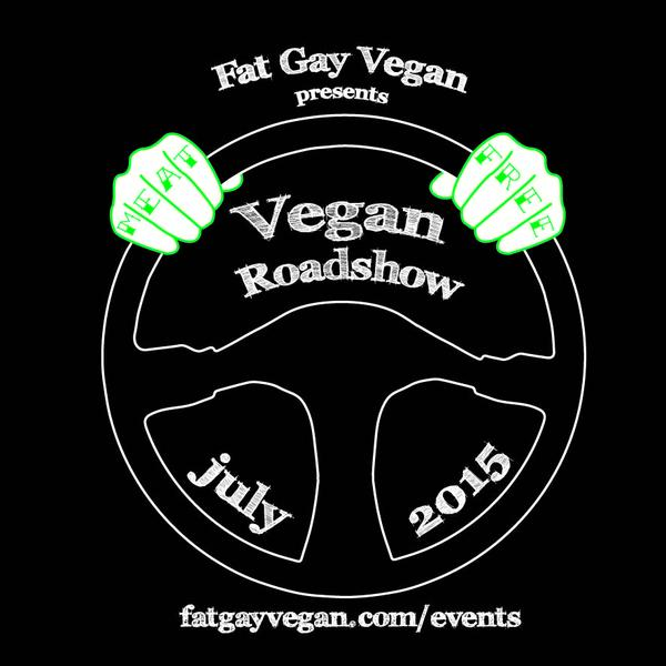 The Vegan Roadshow