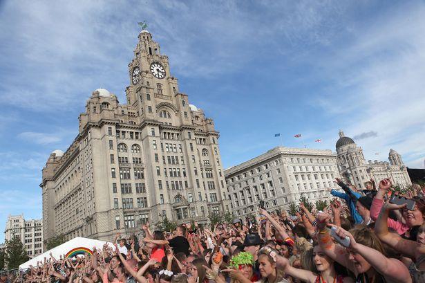Liverpool Pride 2013