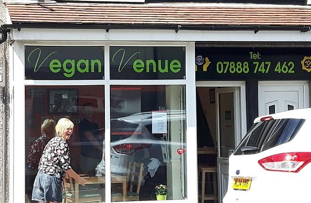 The Vegan Venue - Warrington