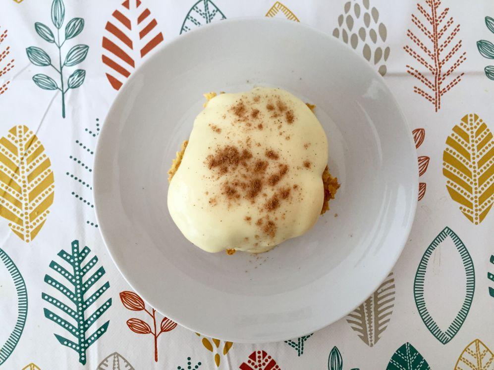 #GBBO | Pumpkin Spice Dampfnudeln