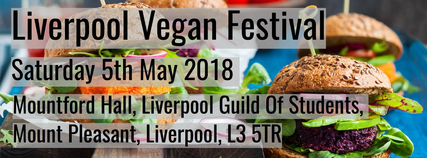 Liverpool Vegan Festival - May 2018