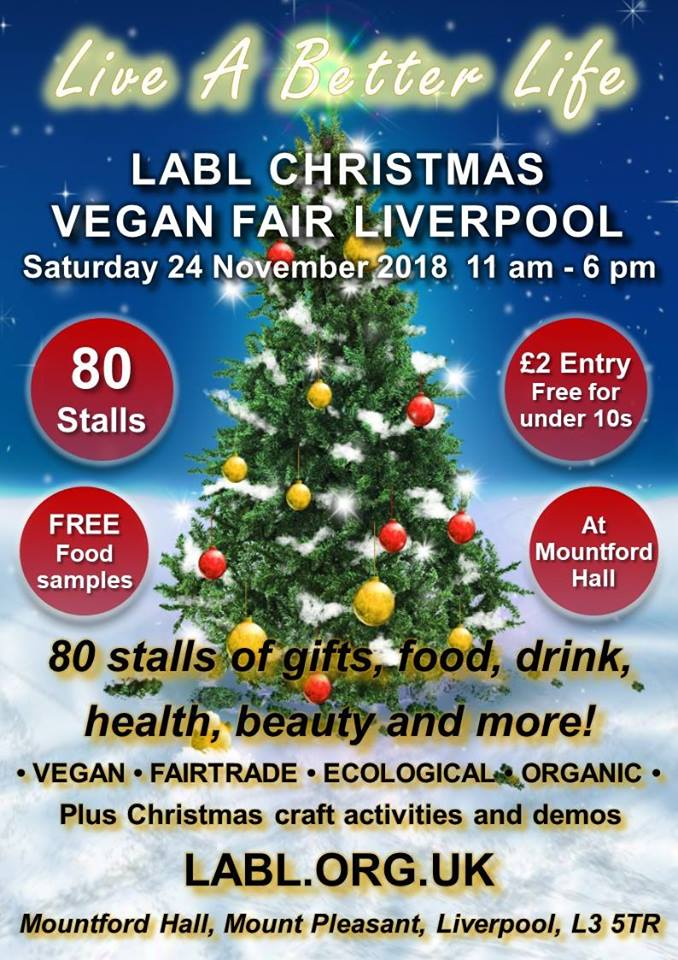 LABL Vegan Fair Liverpool