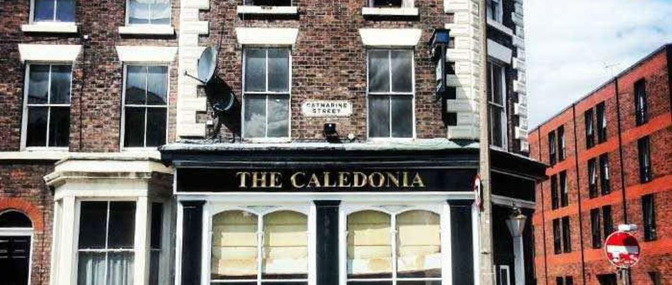 Caledonia Liverpool