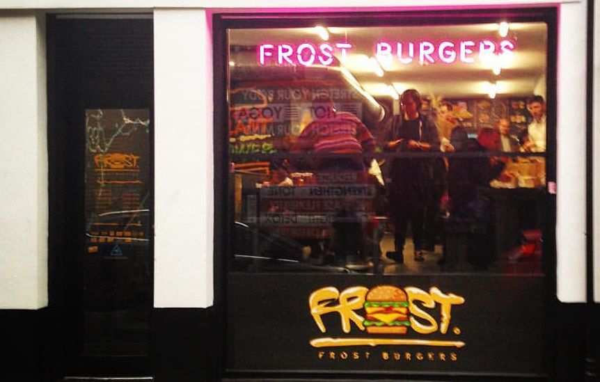 Frost Burgers Liverpool