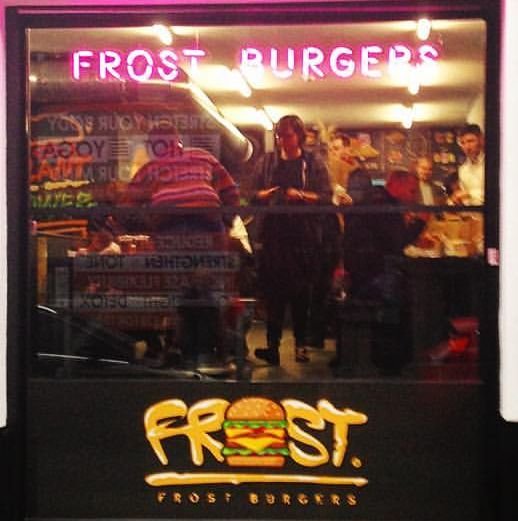 Frost Burgers