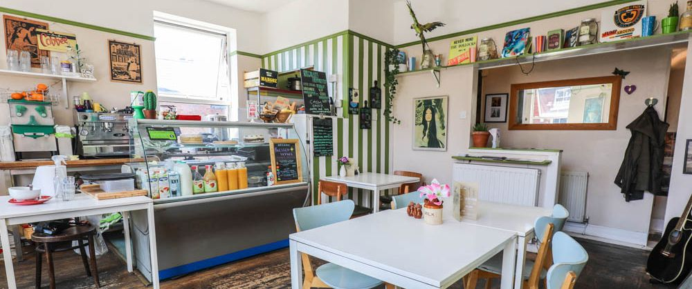 Green days Cafe Liverpool
