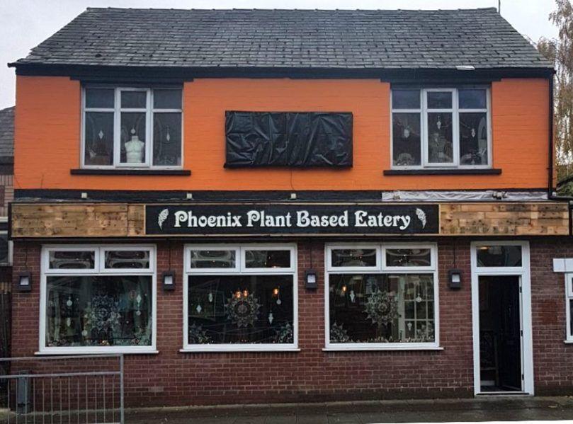 Phoenix Plant Based Eatery