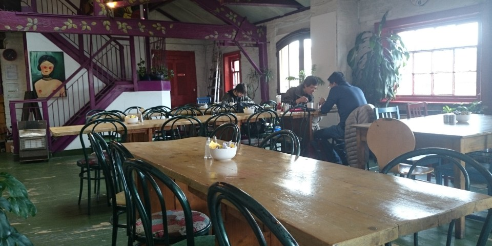 The Egg Cafe Liverpool
