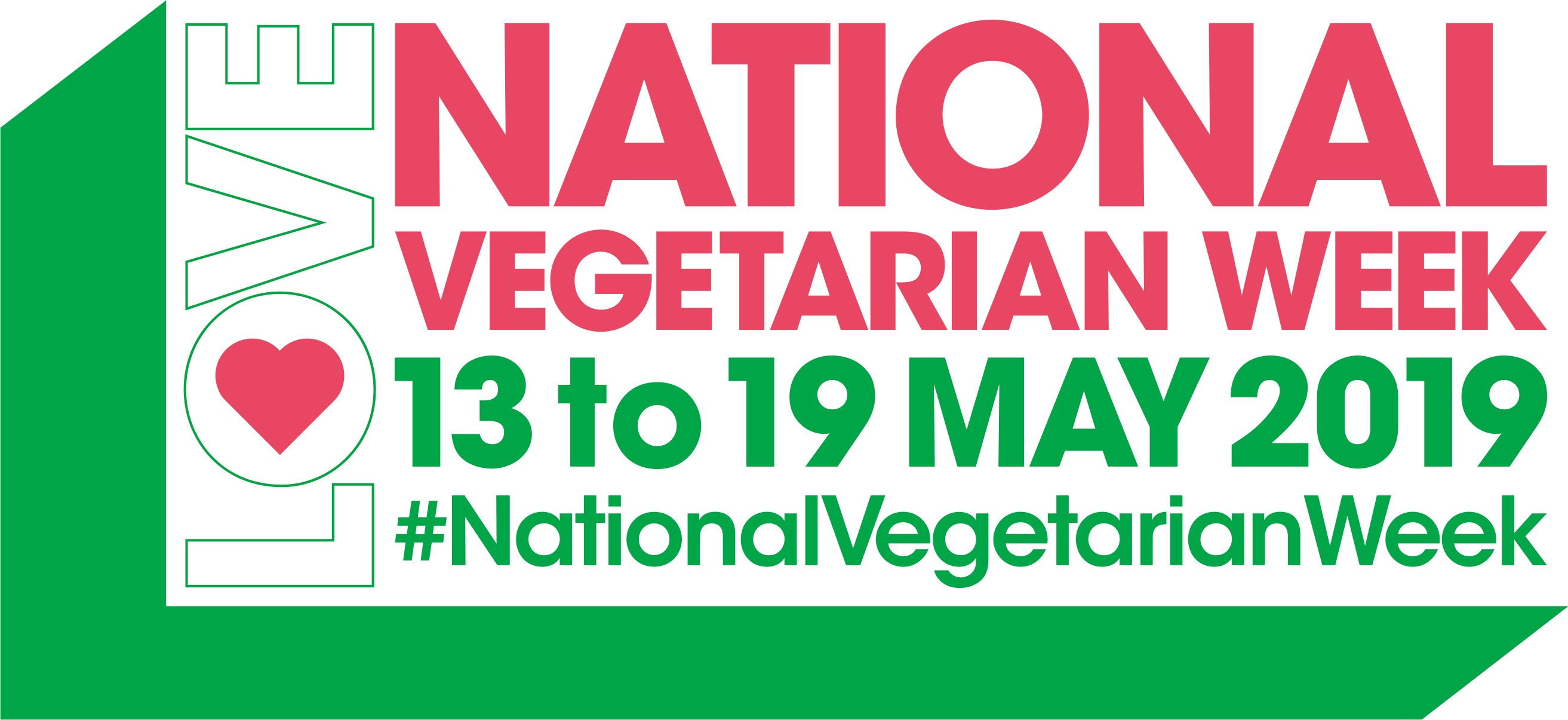 National Vegetarian Week 2019