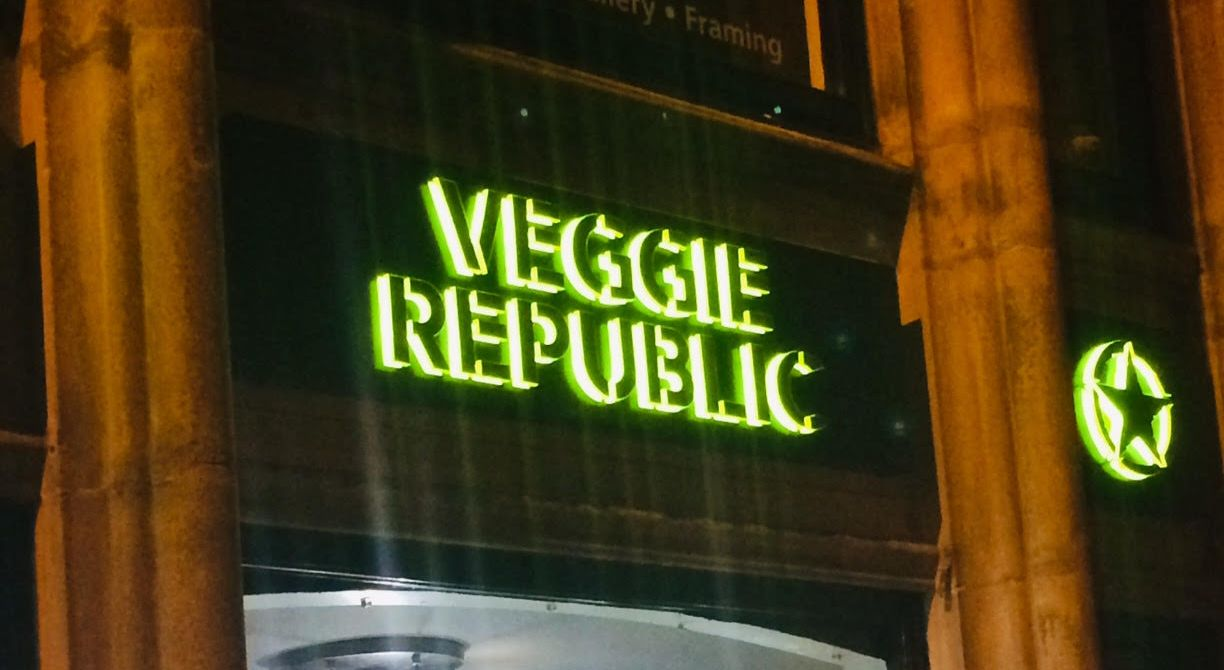 Veggie Republic Liverpool