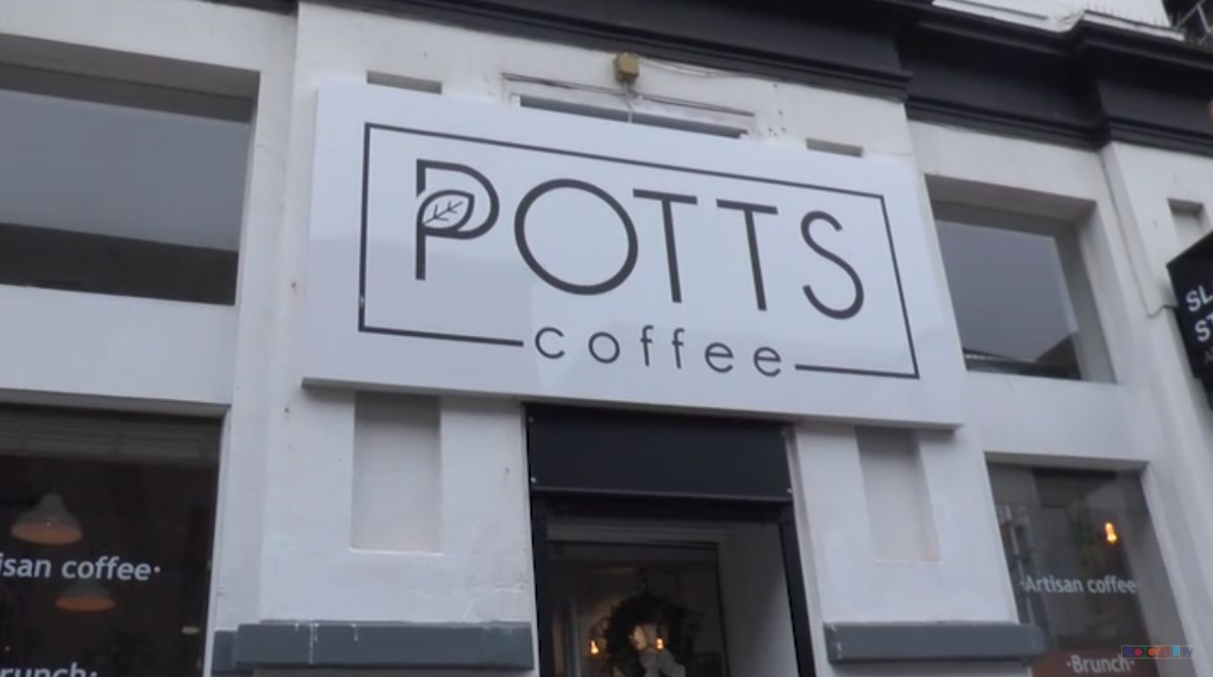 Potts Coffee