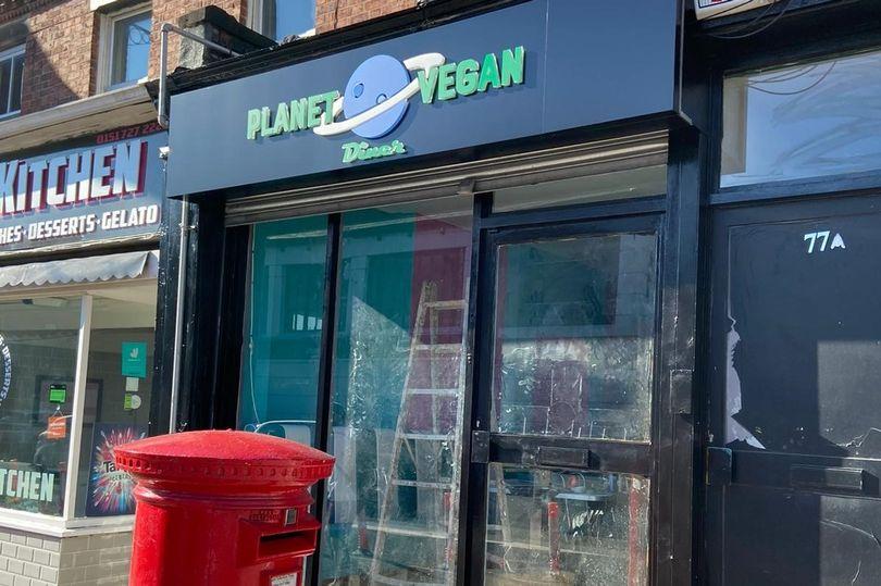 Planet Vegan Diner