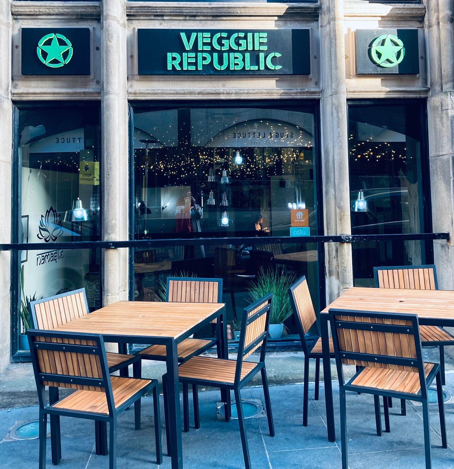 Veggie Republic - Cook Street - Liverpool